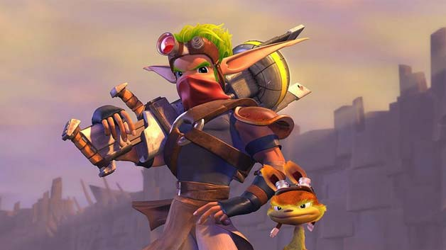 Jak and Daxter All Stars