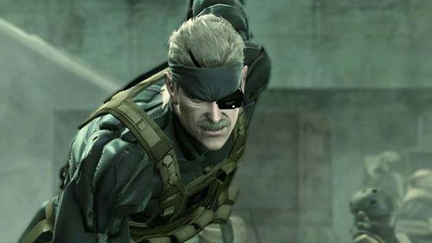 Solid Snake All Stars