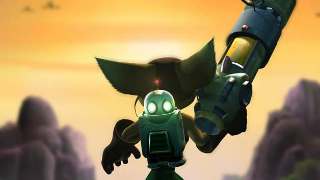 Ratchet and Clank All Stars
