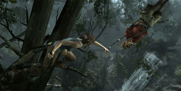 Tomb Raider E3 2012 Demo Hands On