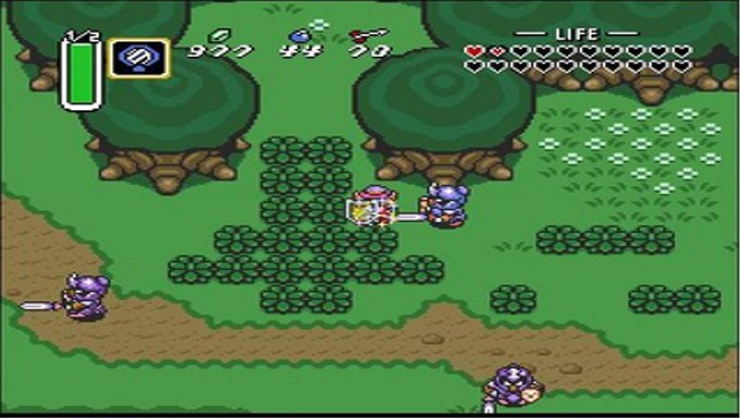 Possible 3DS Zelda Remake: Majora's Mask Or A Link To The Past?