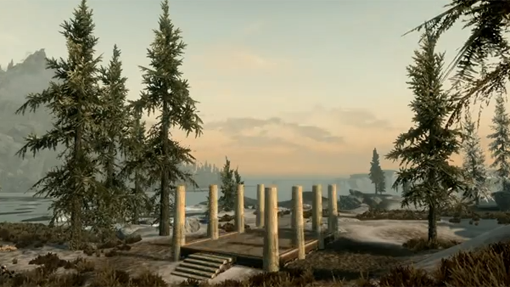 Skyrim Meets the Sims with New Hearthfire DLC