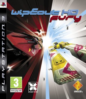 Review: wipeOut HD + Fury