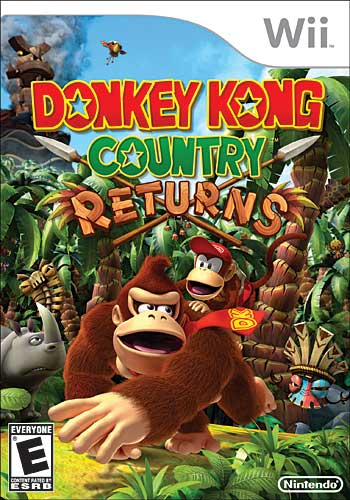 Review: Donkey Kong Country Returns