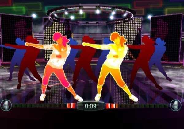 Zumba Fitness video game