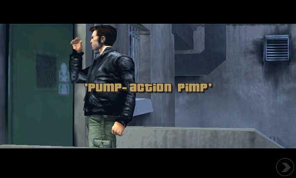 Rockstar Grand Theft Auto III Android and Apple App Store