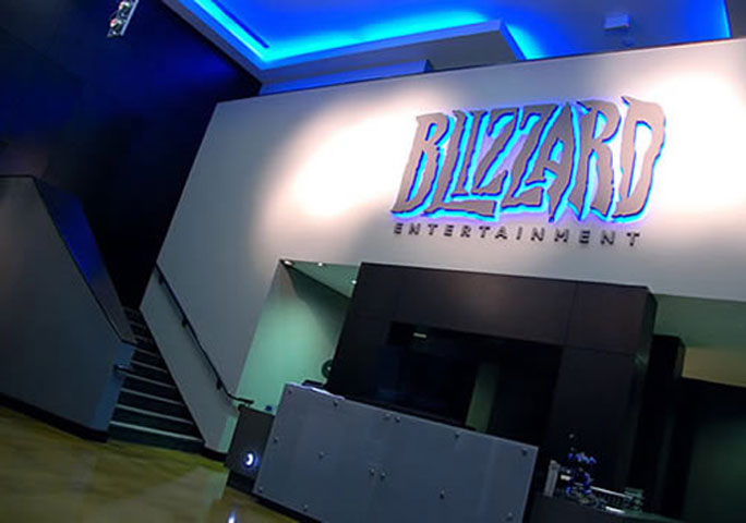 Blizzard Lets Go of 600 Employees