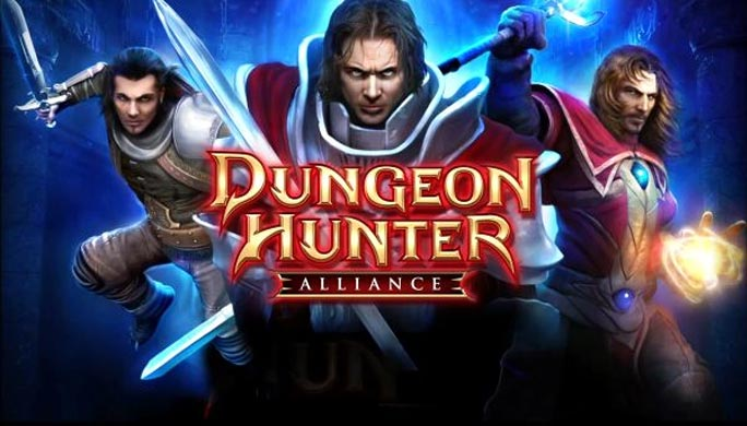 MT's Dan and Eric Tackle Dungeon Hunter: Alliance
