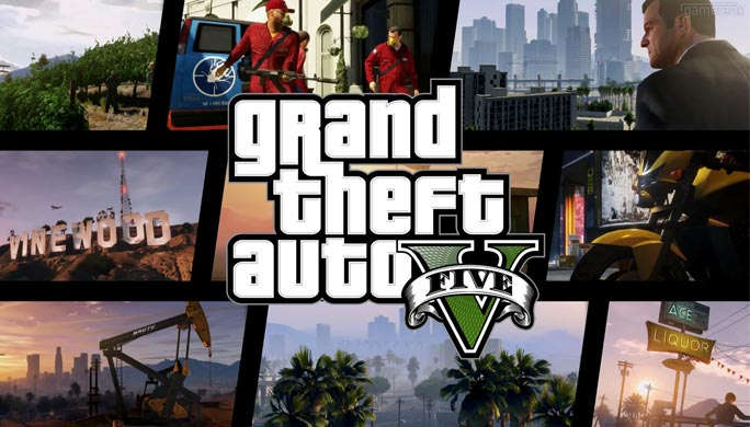 GTA V Release Date Potentially Leaked By Animator