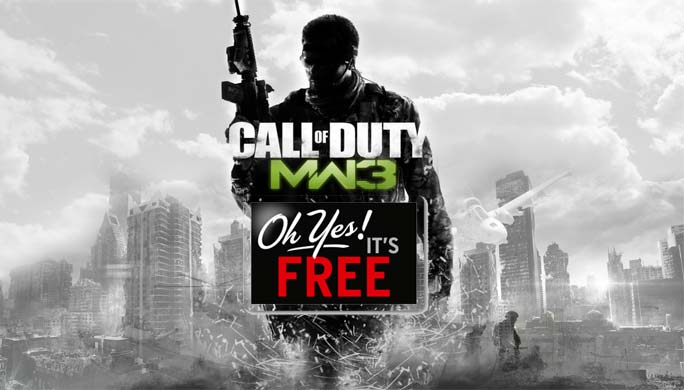 Call of Duty Modern Warfare 3 Free Weekend Now Live