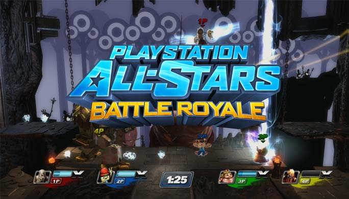 Playstation All Stars: New Characters and Stages Leaked?