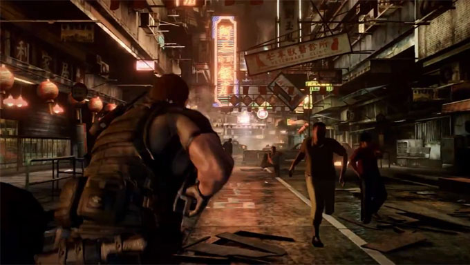 Resident Evil 6 Gets a New Trailer and Release Date