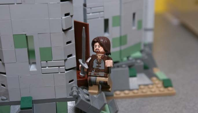 Lego Lord of the Rings Is Coming