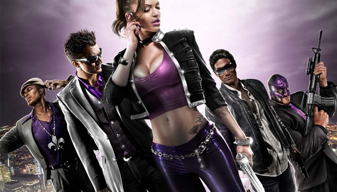Saints Row The Third Wants You To Enter the Dominatrix