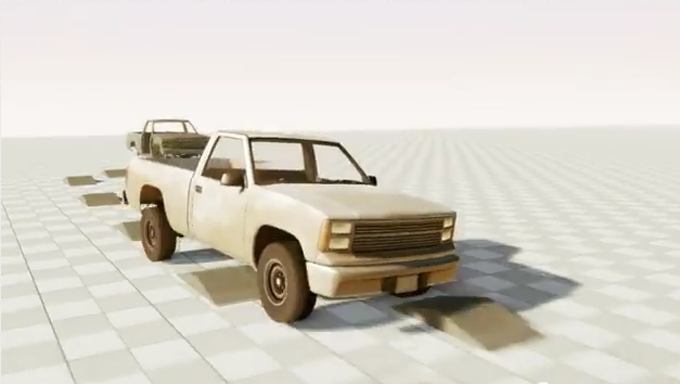CryEngine 3 Soft-Body Physics Show the Way of the Future
