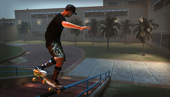 Tony Hawk Pro Skater HD Soundtrack Revealed