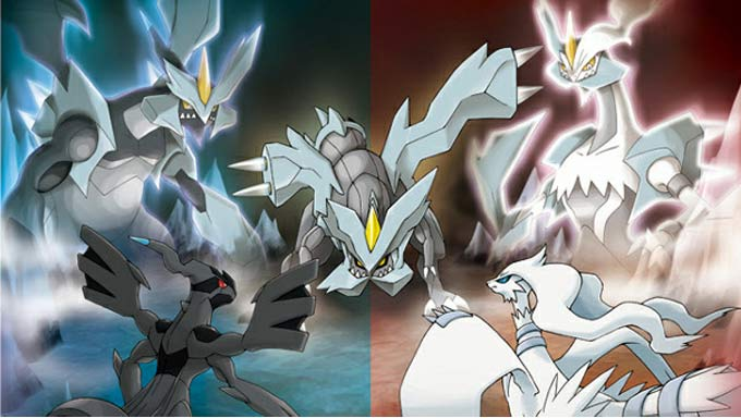 Pokemon Black and White 2 Release Date Revealed