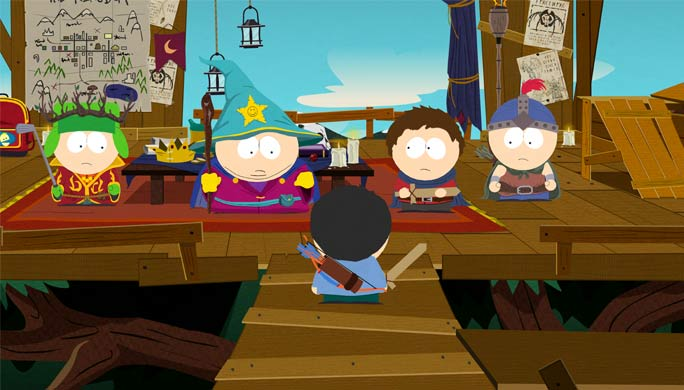 South Park: The Stick of Truth Just Looks Awesome