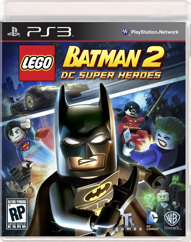 Review: LEGO Batman 2: DC Superheroes